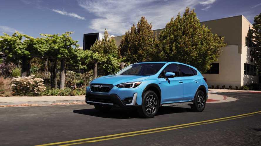 2021 Subaru Crosstrek Hybrid Gets A $200 Price Bump