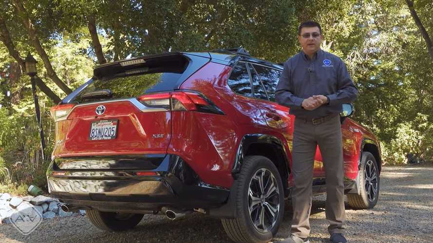 Is The 2021 RAV4 Prime The Best Compact Crossover In The US?