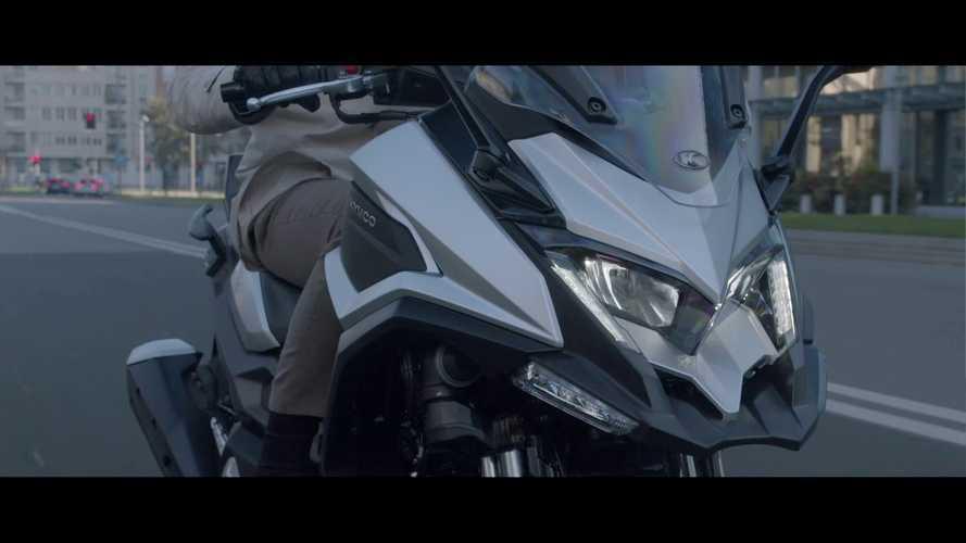 Kymco Bakal Produksi Skuter Roda Tiga, Bertekad Saingi Piaggio MP3