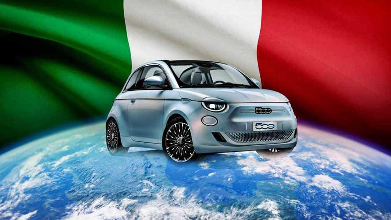 Fiat 500 elettrica: orgoglio italiano