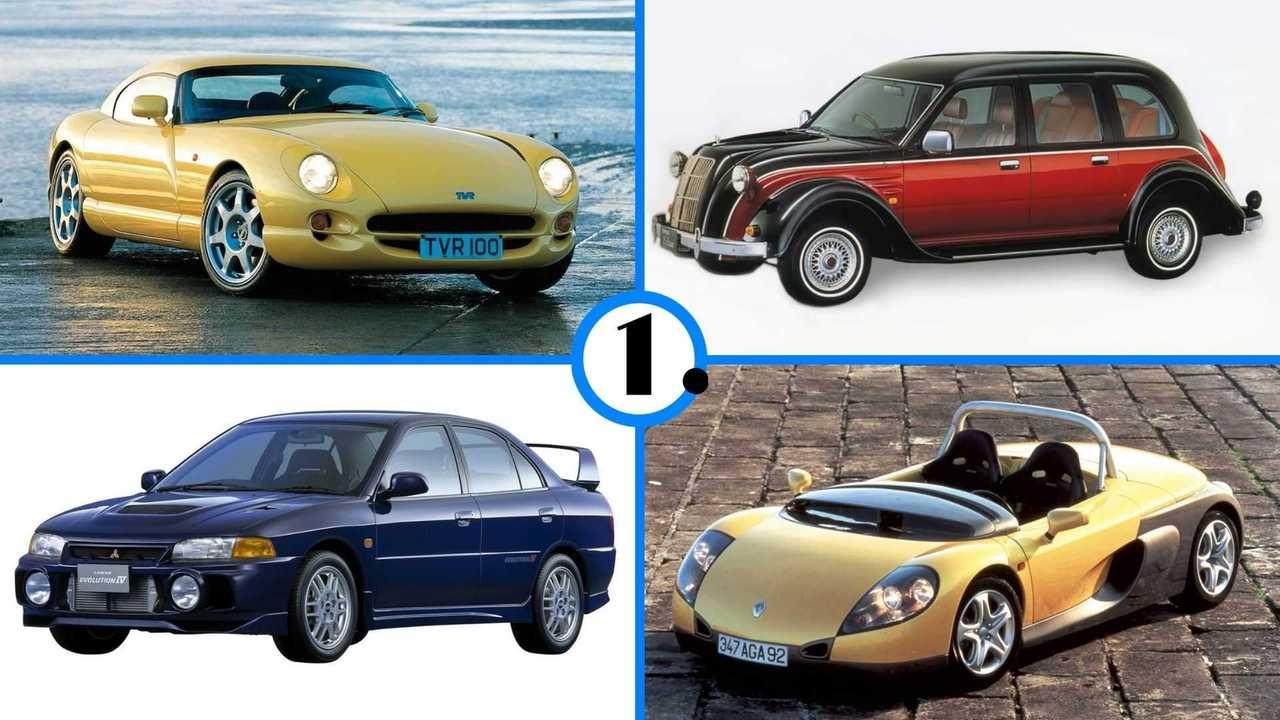2021 Import Car List
