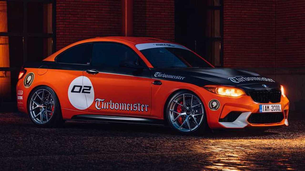 BMW M2 CSL Turbomeister Editon lead image