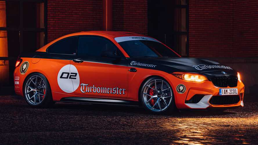 BMW M2 Turbomeister Edition is the unofficial M2 CSL