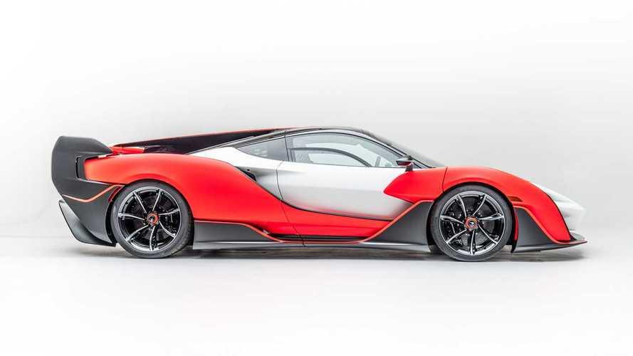 2021 McLaren Sabre