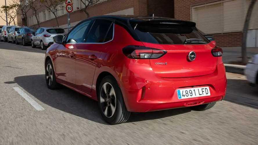 Prueba Opel Corsa-e 2020