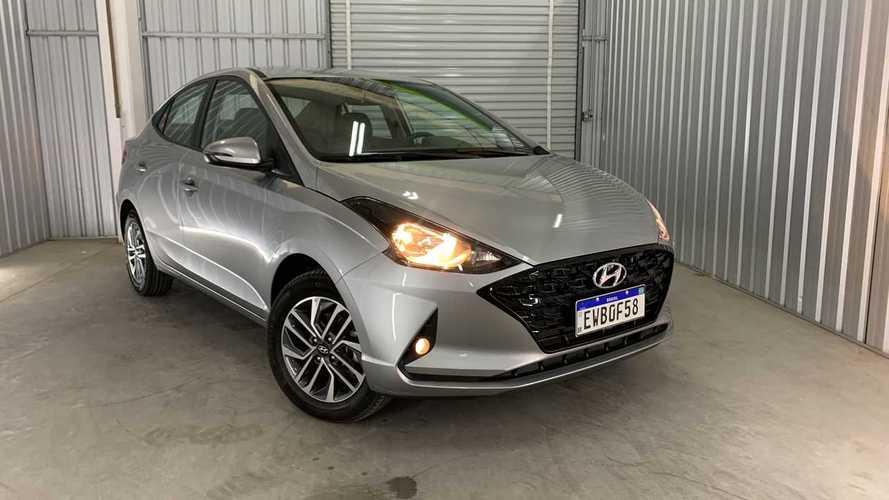 Hyundai HB20S Evolution Pack 1.0T 2021