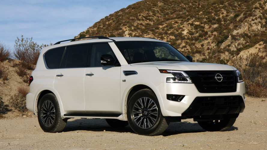 2021 Nissan Armada First Drive