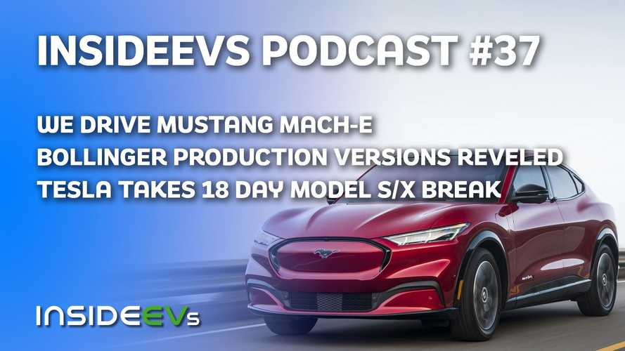 We Drive Ford Mustang Mach-E, Tesla Temporarily Stops Making Model S/X