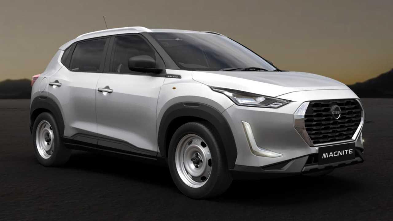 Nissan Magnite XE - Versão básica