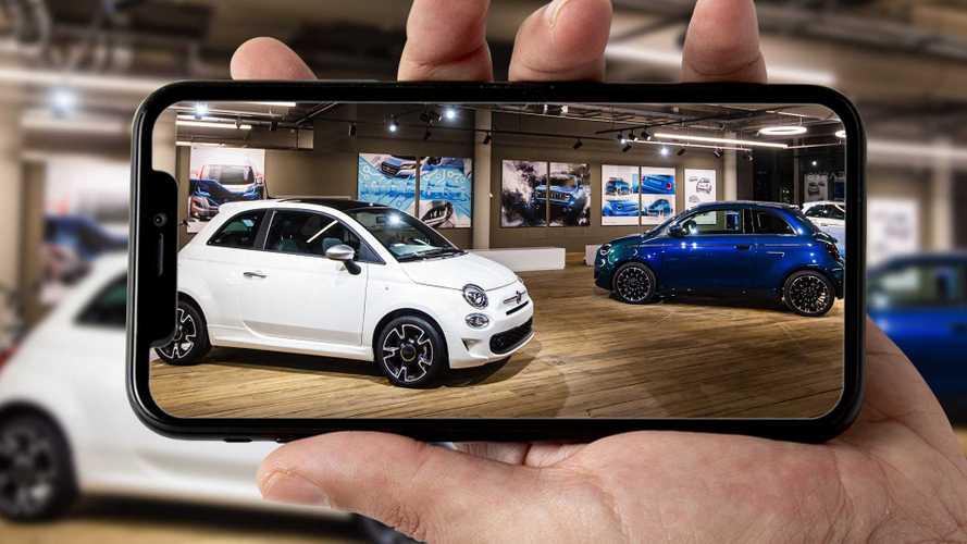 Fiat, Alfa Romeo, Jeep, Abarth e Lancia: l'auto si compra online
