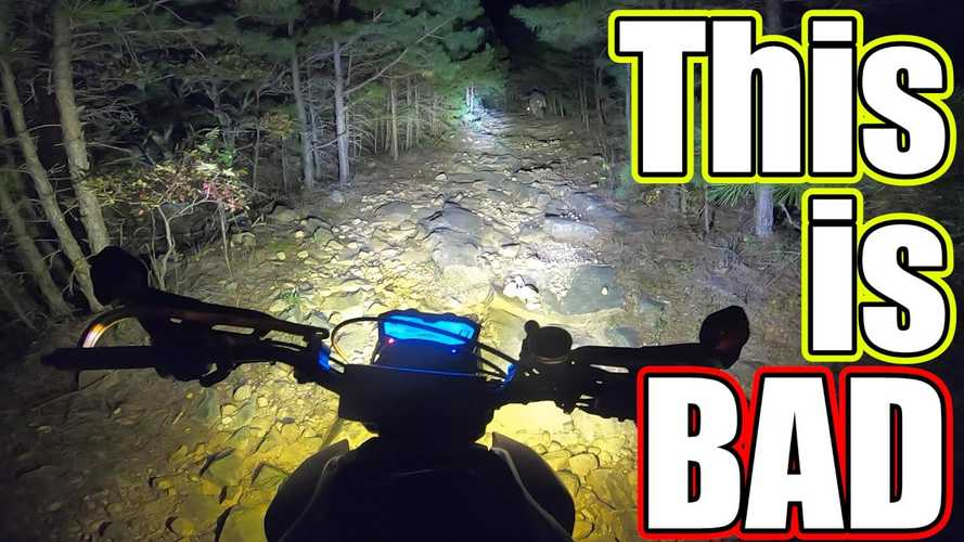How Well Does A Yamaha MT-07 Work Off-Road?