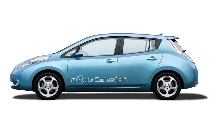 Nissan marks 10 years of LEAF sales