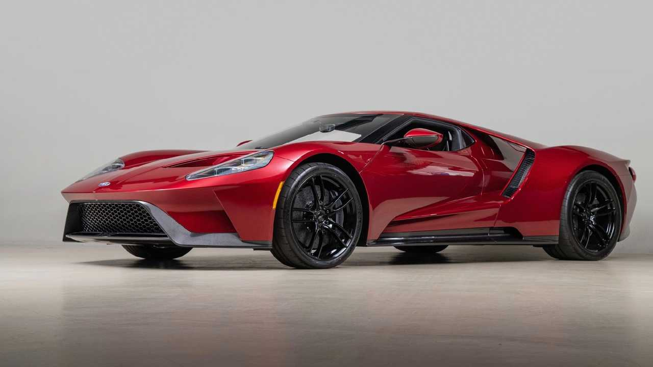2017 Ford GT for sale