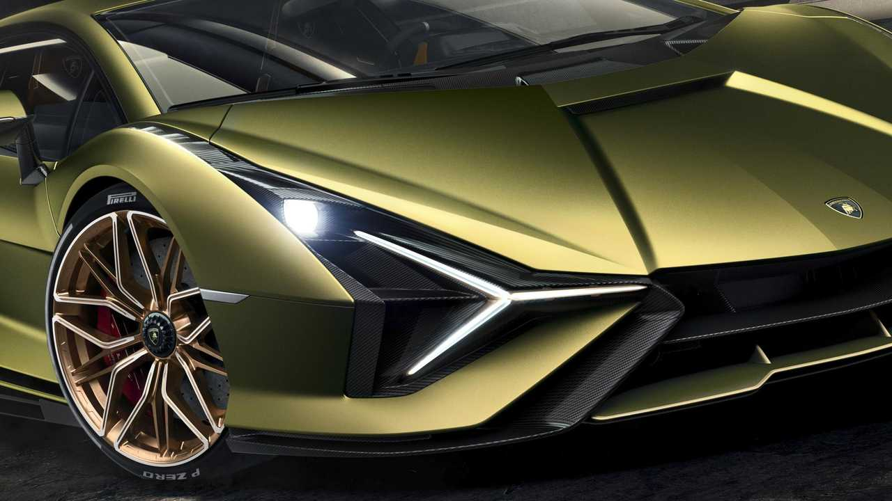 Lamborghini Aventador erede