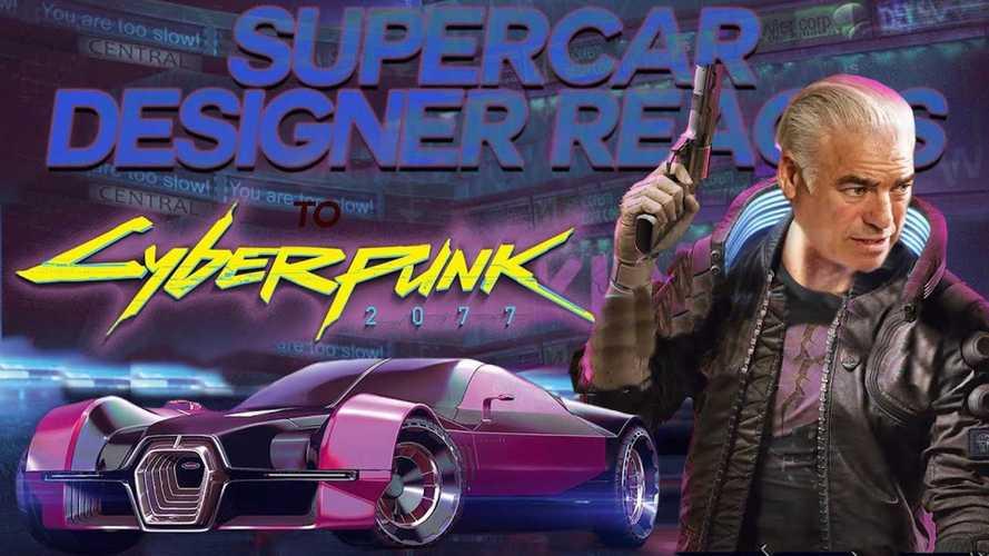 Ini Kata Desainer Ternama soal Deretan Mobil dalam Game Cyberpunk 2077
