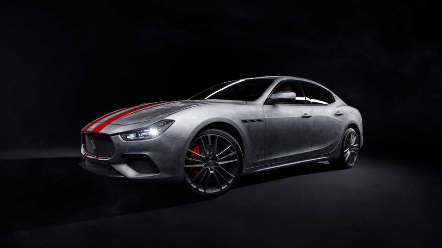 Maserati Ghibli One-Off Series Corse (2020)