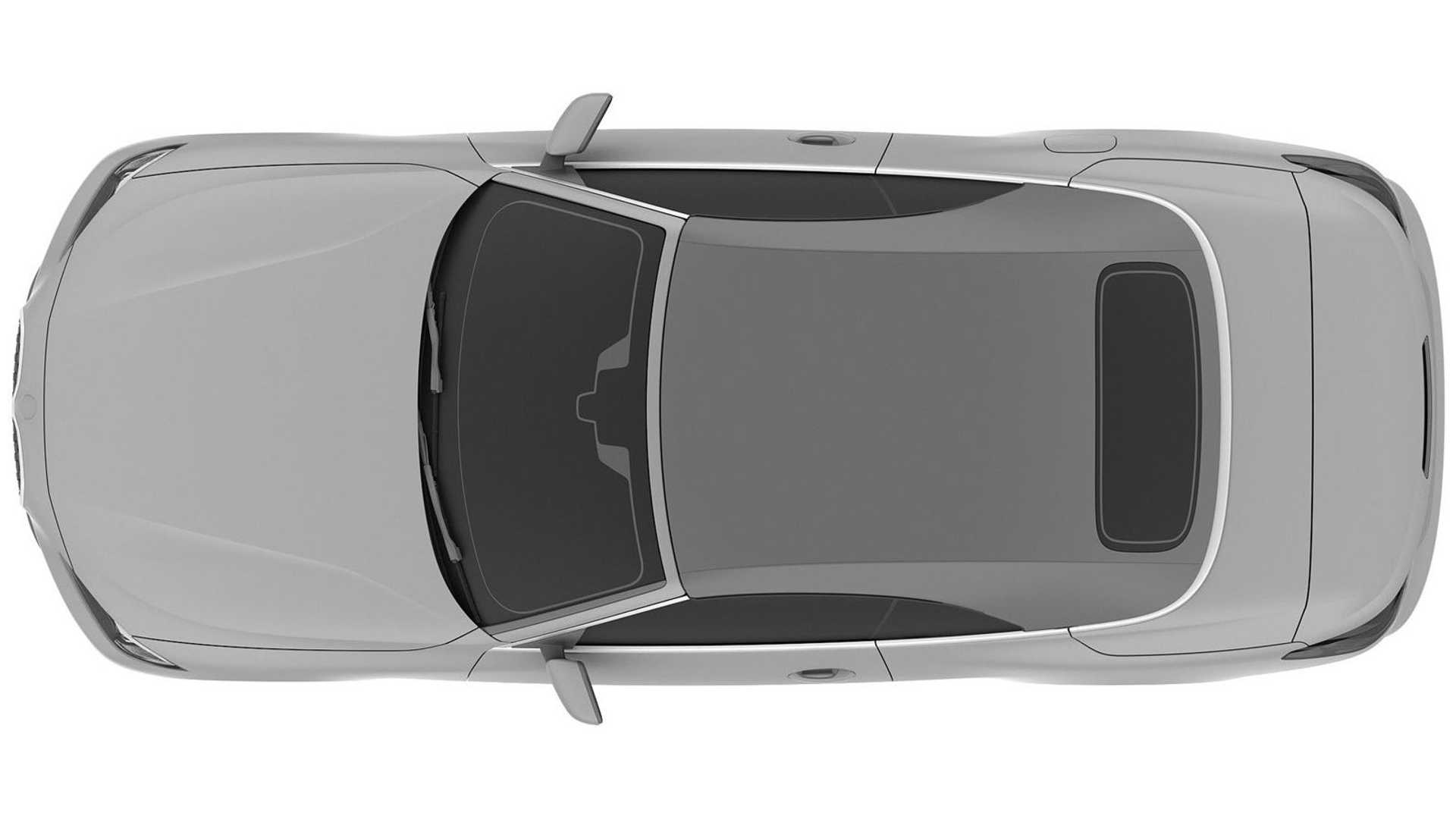 2022 Bmw 4 Series Convertible Leaks Out Via Chinese Patent Bureau