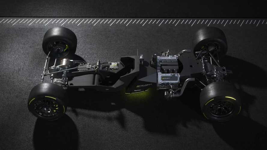 Peugeot'nun Le Mans'da yarışacak hiper otomobili 680 bg güç ile geliyor