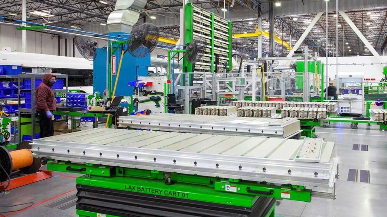 Proterra EV Battery Manufacturing Facility in Los Angeles County