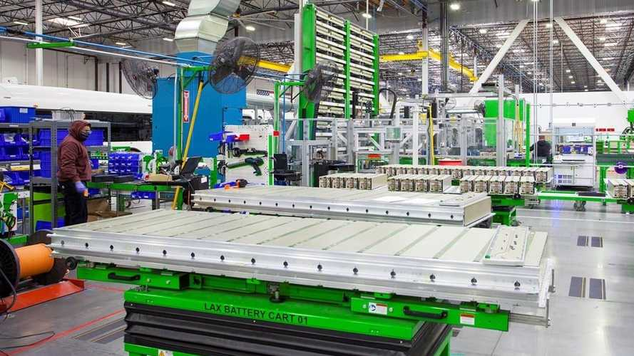 Proterra Opens EV Battery Manufacturing Facility In California