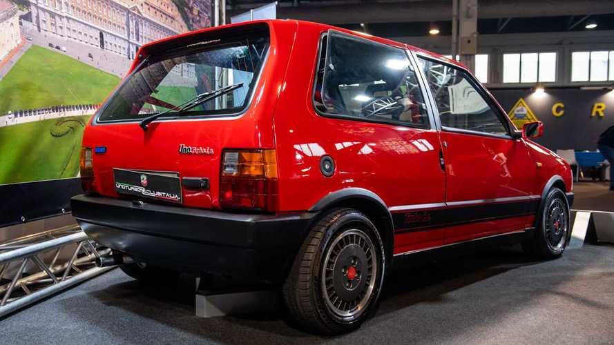 Recordamos el Fiat Uno Turbo, que cumple 35 'primaveras'