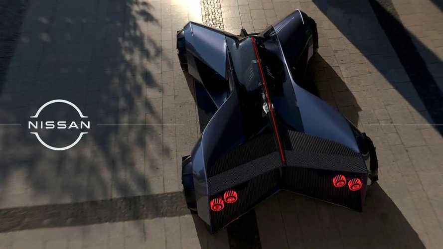 Concept Nissan GT-R (X) 2050