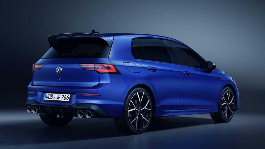 Yeni Volkswagen Golf R, drift modunda eğleniyor!