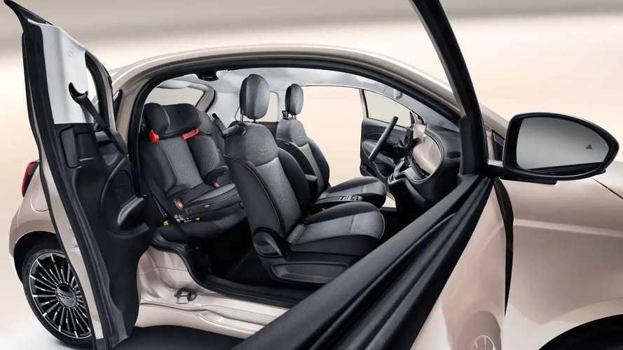 Fiat 500 elétrico - Mopar