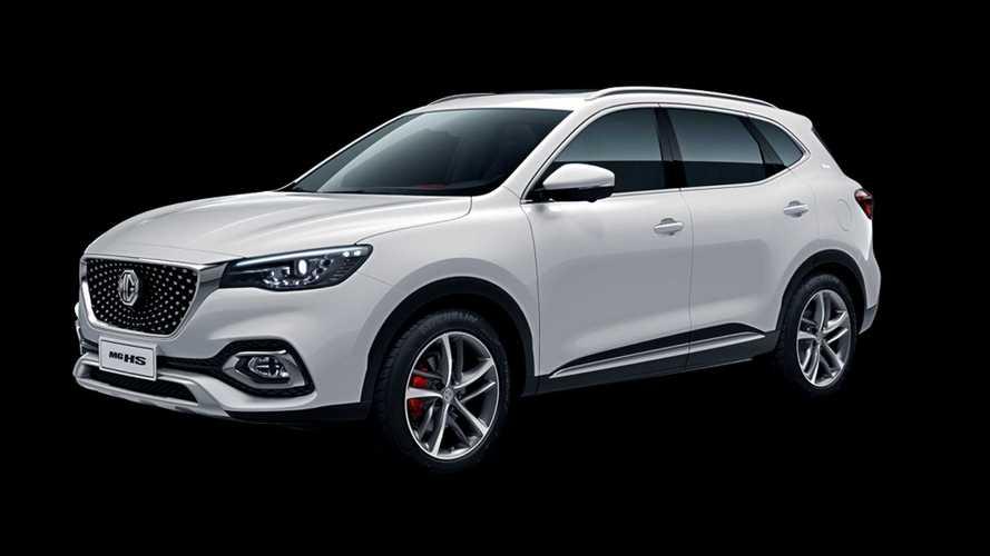11.500 euros y un diseño que recuerda al SEAT Tarraco: así es el MG HS