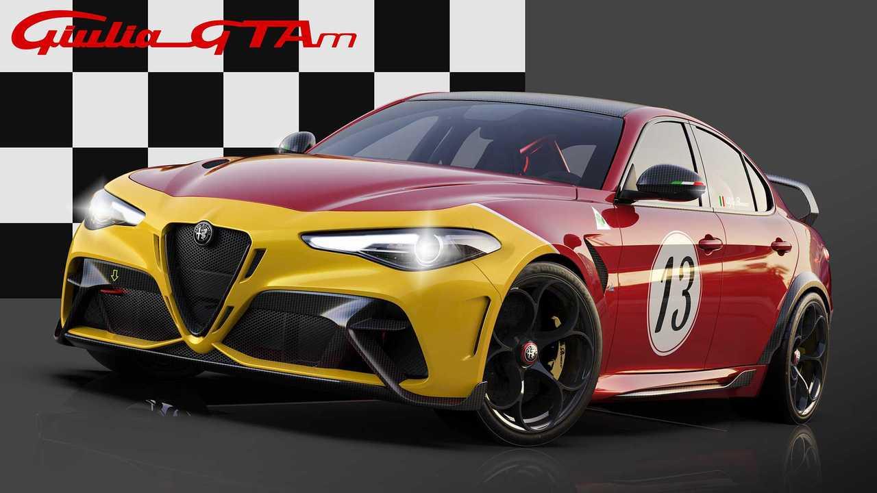 Giulia GTA livrea speciale