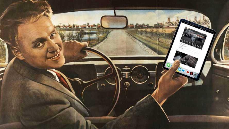 Смотри изнутри: занятный квиз на знание автомобильных интерьеров