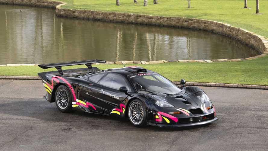 In vendita una McLaren F1 GTR LT stradale: vale 13 milioni di euro