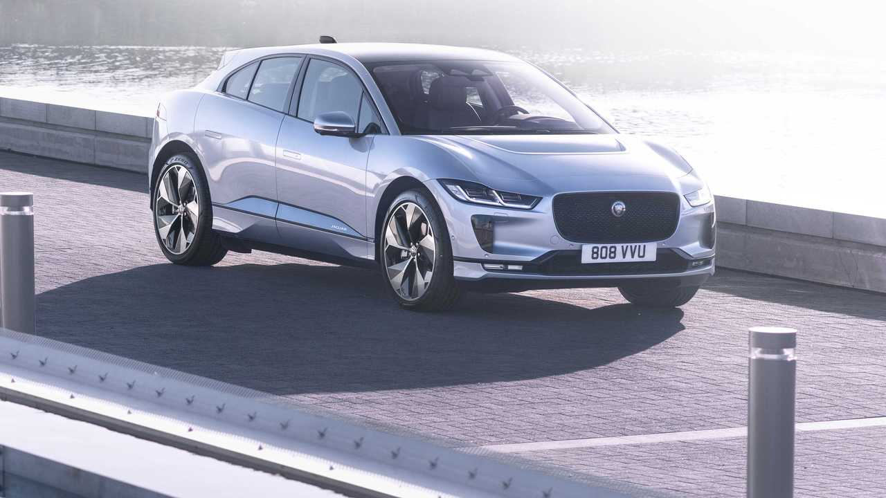 2021 Jaguar I-PACE