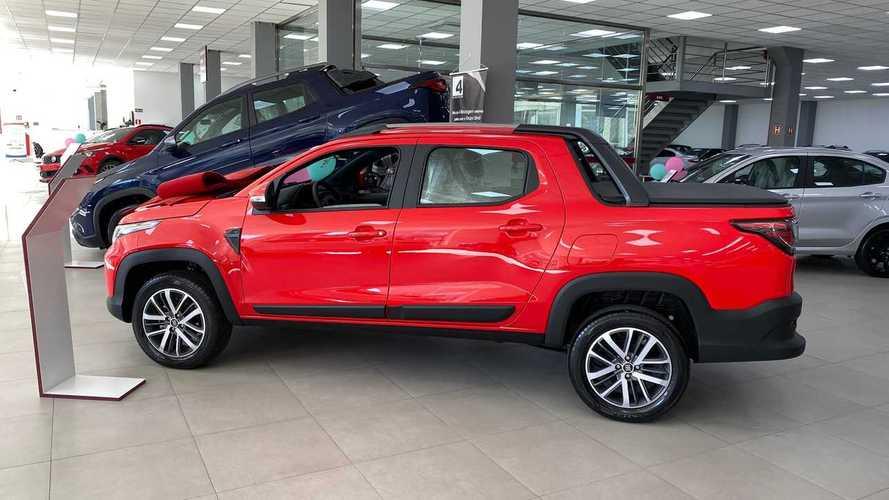 Fiat Strada Volcano 2021 (na loja)