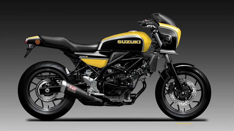 This Retro-Looking GS650 Makes Us Wish Suzuki Innovated More