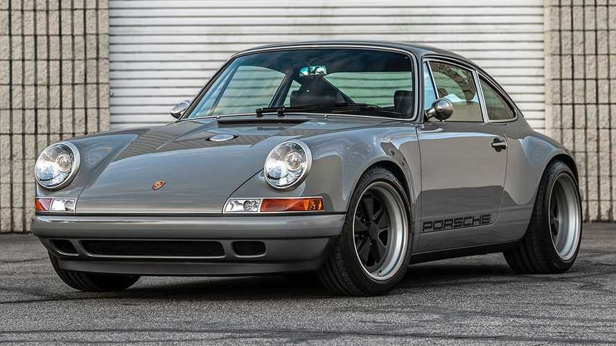 Singer's Latest 911 Build Has All-Wheel Drive, Oxblood Red Interior