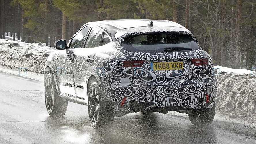 Le Jaguar E-Pace se prépare à recevoir des modifications