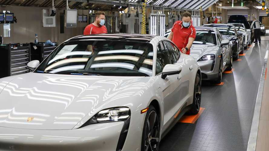 Porsche relance sa production automobile