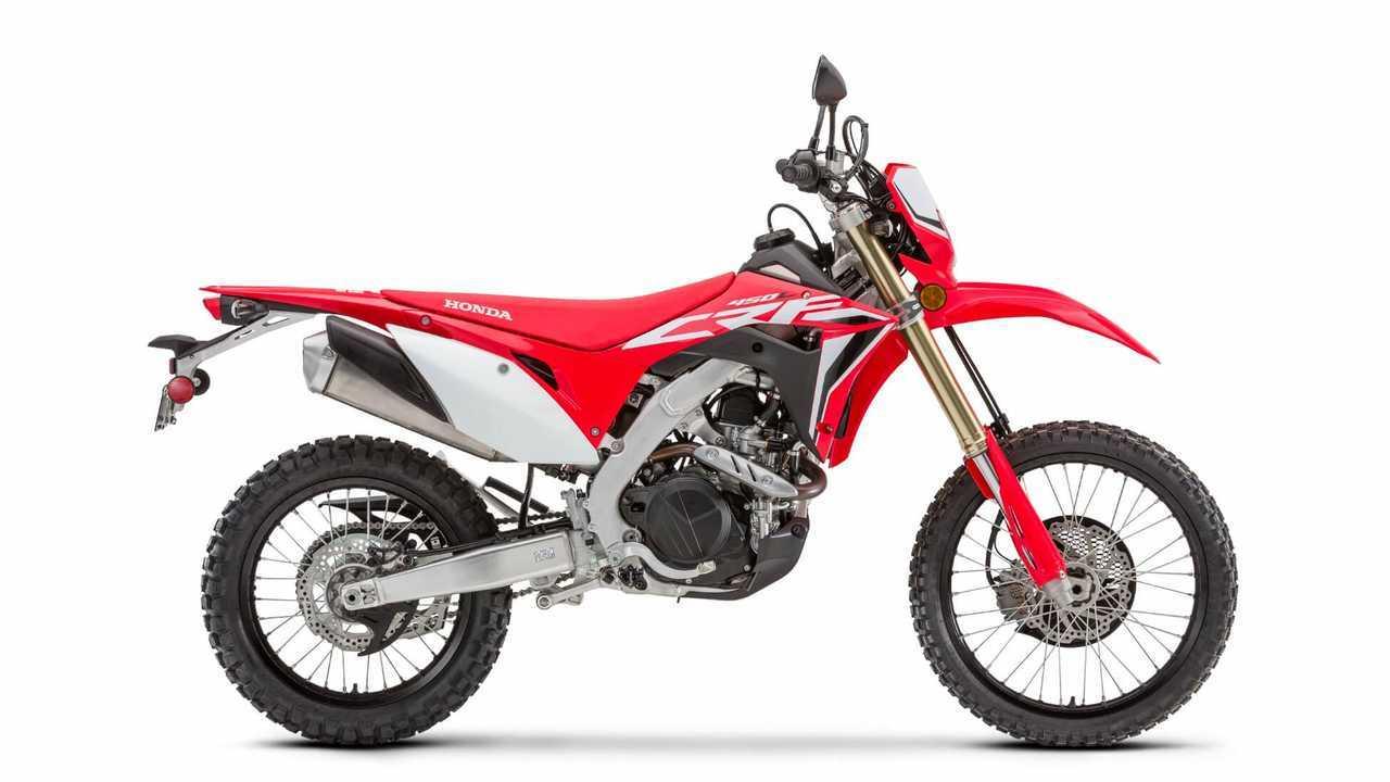 Honda CRF450L