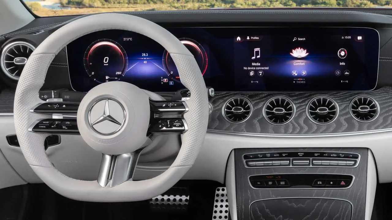 Mercedes-AMG E 53 Coupé und Cabriolet (2020): Neue Optik ...