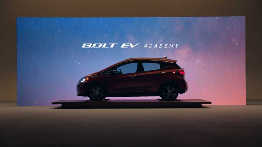 GM Launches Chevy 'Bolt EV Academy' Video Series After Record Q1 Sales