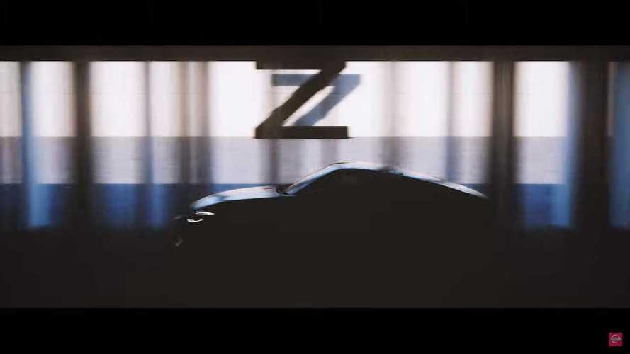 Yeni Nissan Z modelinin ilk teaser görseli geldi!