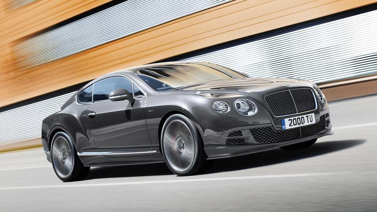 2008-2018 Bentley Continental GT Speed
