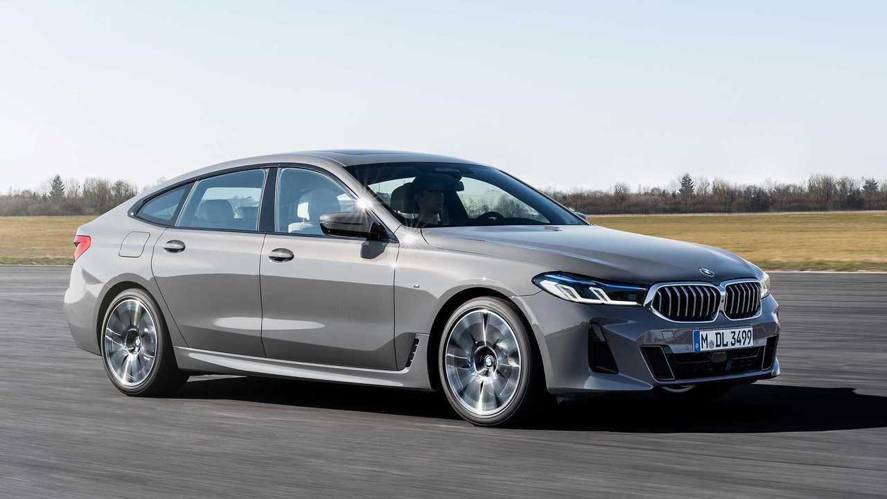 BMW 6er Gran Turismo Facelift