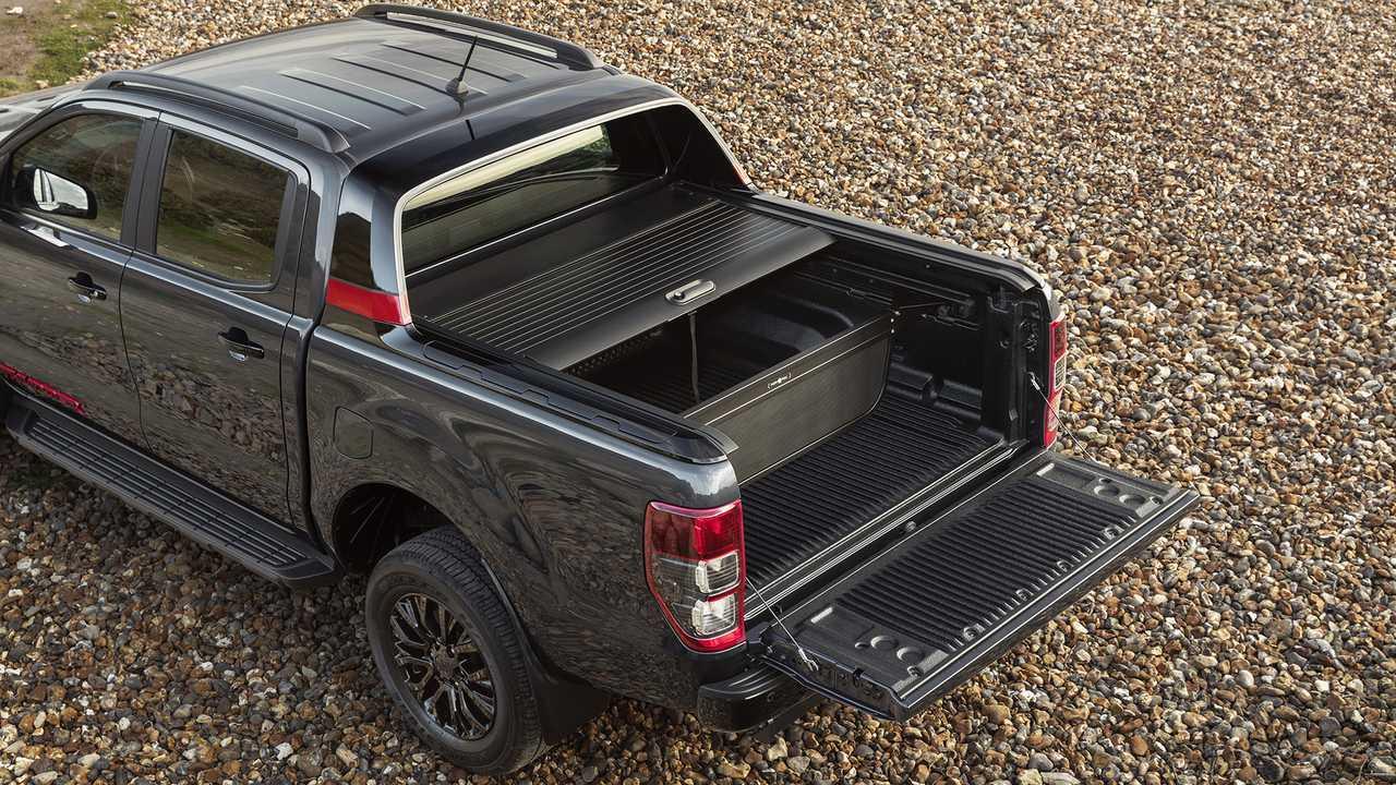 Ford Ranger Thunder - Vano di carico
