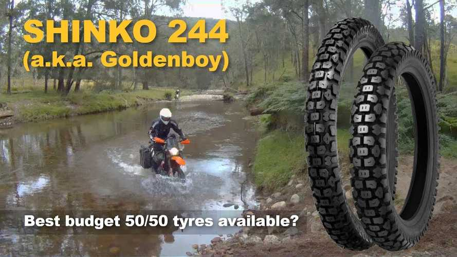 Is The Shinko 244 The Best Budget Dual Sport Tire?