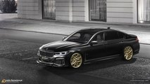 BMW M760Li xDrive By Auto-Dynamics