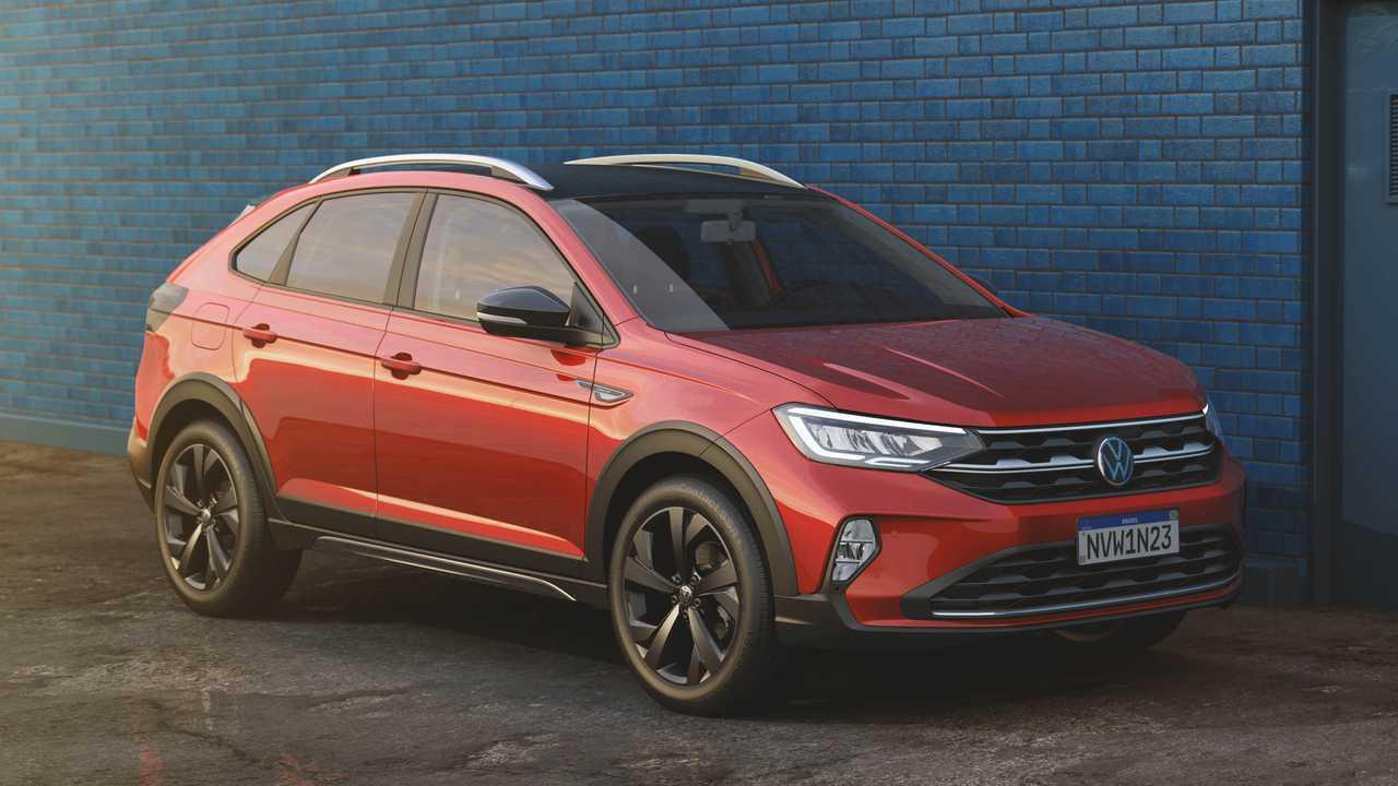 Volkswagen Nivus Resmi Fotoğraflar