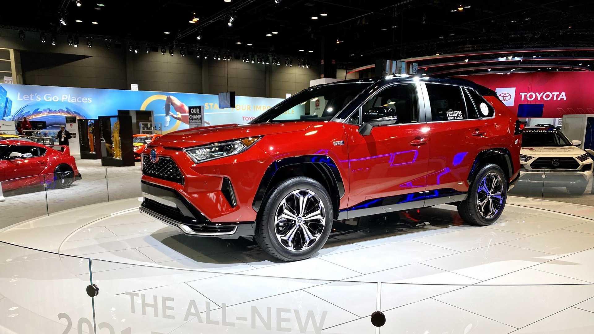 Toyota Rav4 Prime Hibrido Plug In De 306 Cv Tem Consumo De Ate 40 0 Km L