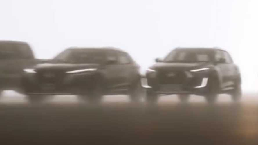Nissan Magnite – тизеры